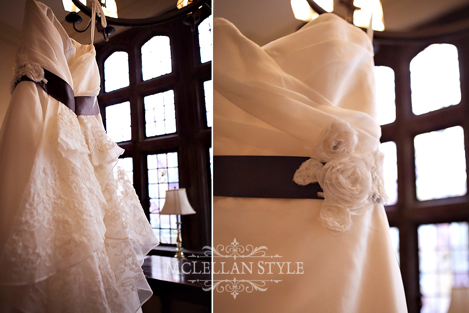 Ruth + Frank on February 12, 2011 ♥ McLellan Style at Grace Church (Brooklyn, NY)