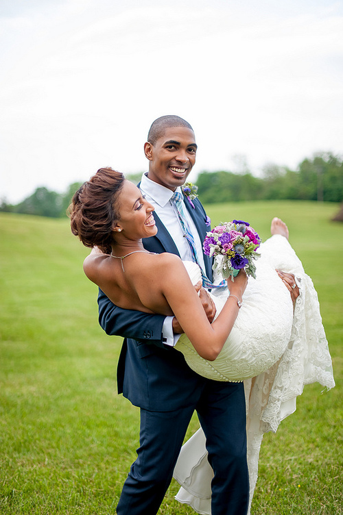 "DFinney Photography ""Mint + Purple"" Styled Shoot Editorial"