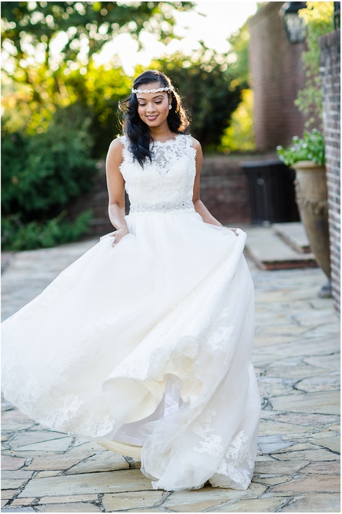 "Sapphire Events DC's ""Rock the Manor"" Styled Shoot Editorial ♥ Kara Colleen Photography at Oxon Hill Manor (Oxon Hill, MD)"