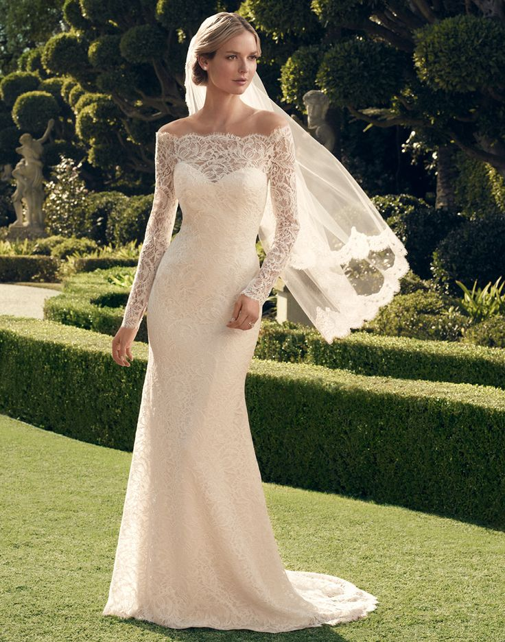Style 2169 by Casablanca  -- Wedding Dresses under $4,000 at Ellie's Bridal Boutique (Alexandria, VA)