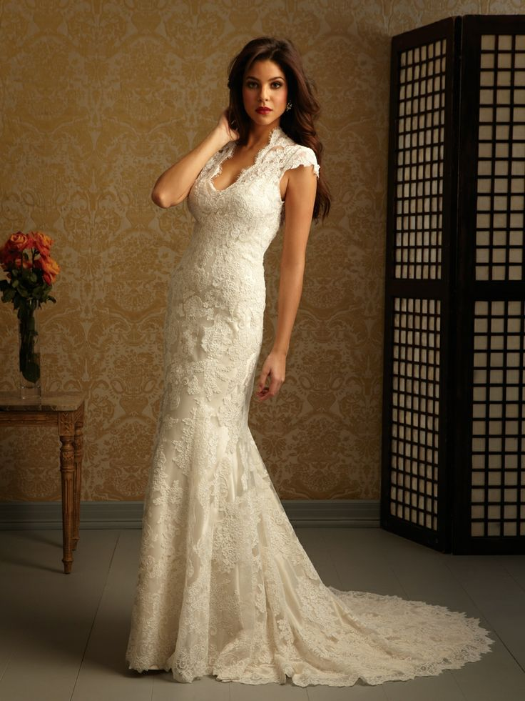 Style 2455 by Allure Romance  -- Wedding Dresses under $4,000 at Ellie's Bridal Boutique (Alexandria, VA)
