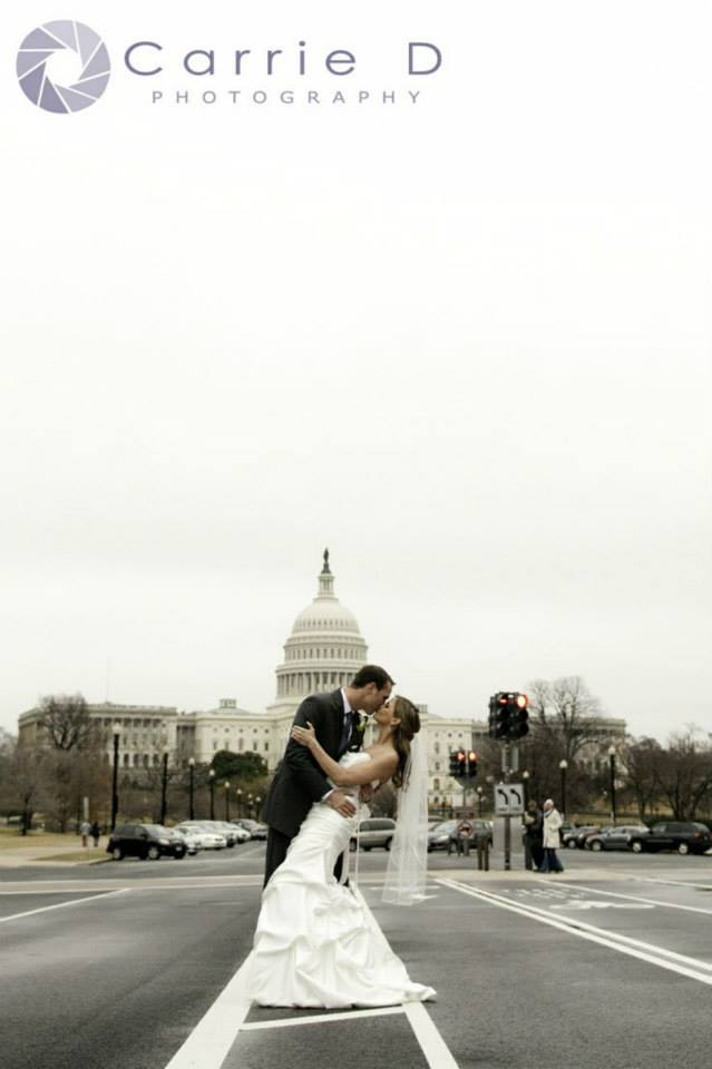 Jamie + Ryan on February 23, 2013 ♥ Carrie D Photography in Washington, D.C.