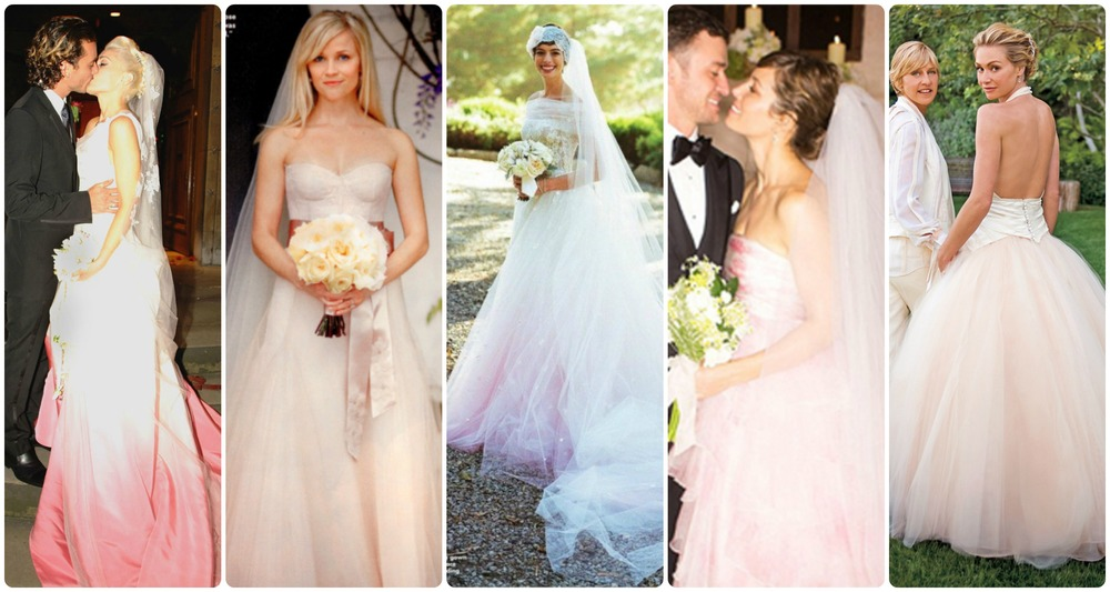 Which pink/blush gown do you like best? Comment below to let us know!