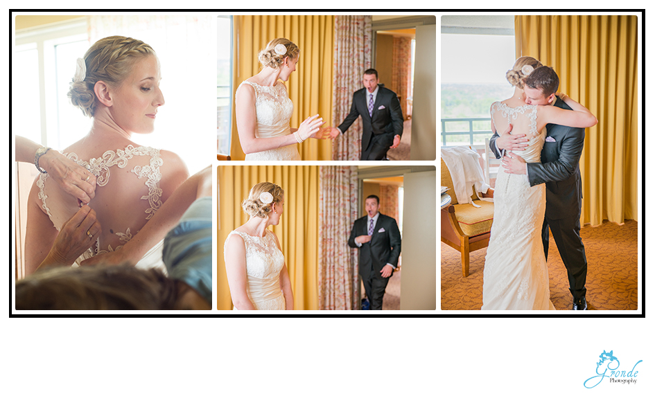 Leah + Dan on May 9, 2014 ♥ Gronde Photography at Lansdowne Resort (Leesburg, VA)
