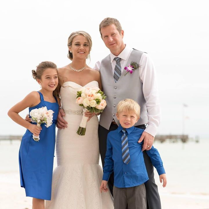 Jess + Shawn on November 21, 2014 ♥ The Reach – A Waldorf Astoria Resort (Key West, FL)