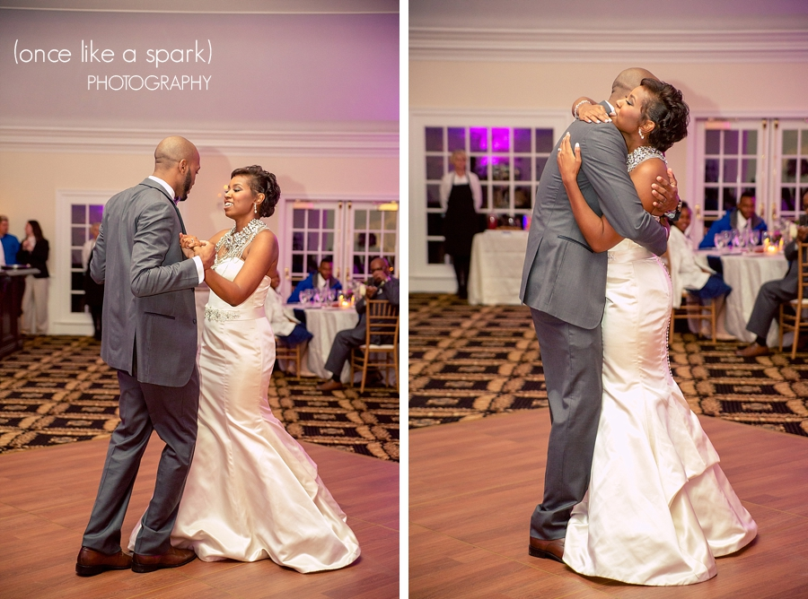 Jordan + James on November 21, 2014 ♥ Once Like a Spark Photography at Trump Winery (Charlottesville, VA)