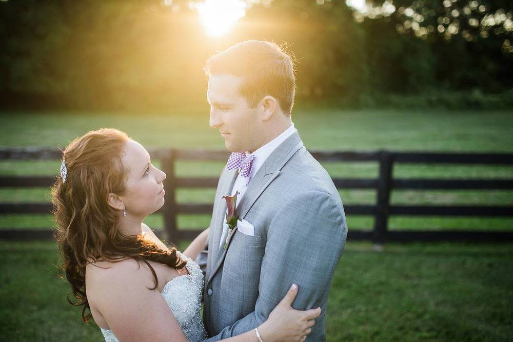 Allison + Chris on June 6, 2015 @ The Black Horse Inn (Warranton, VA)
