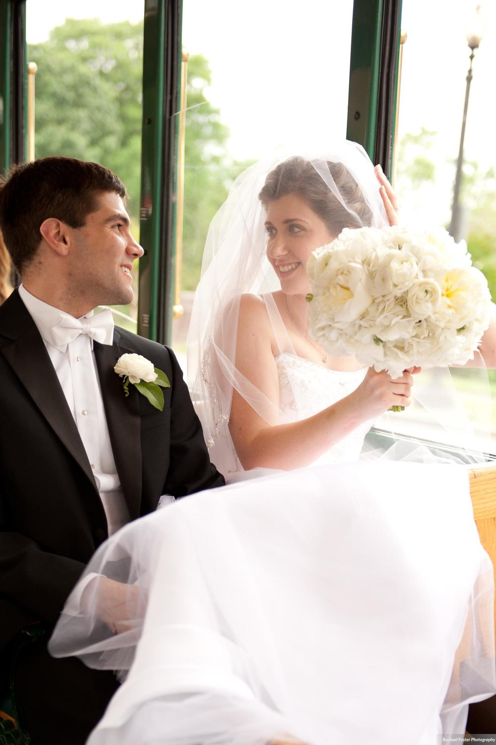 Kathleen + Eric on May 5, 2012 ♥ Rachael Foster Photography at The City Club of Washington (NW DC)