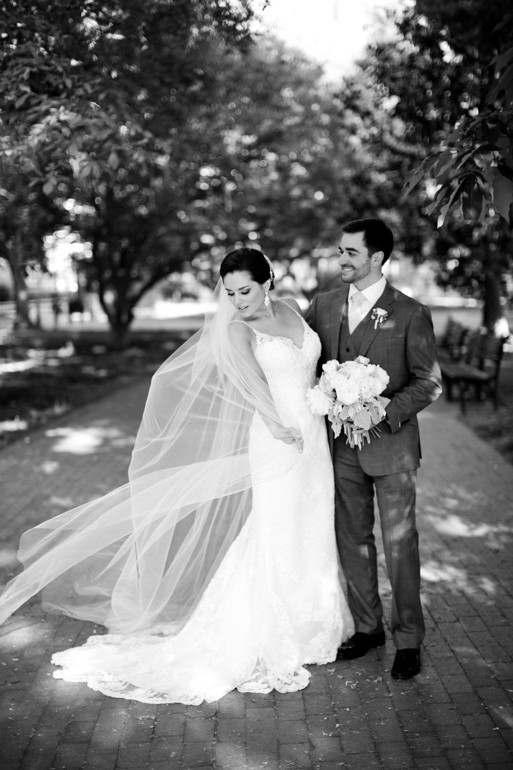 Amy + Ryan on May 9, 2015 ♥ Sarah Bradshaw Photography at the Old Ebbitt Grill (NW DC)