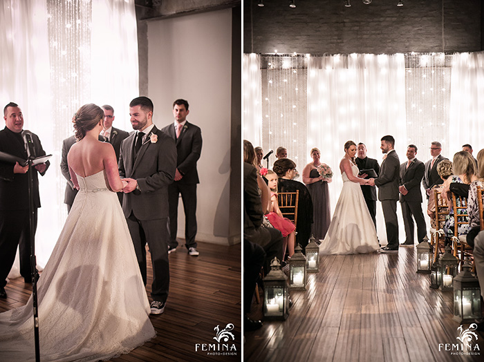 Sandra + Andrew on April 11, 2015 ♥ Femina Photo at Front and Palmer (Philadelphia, PA)