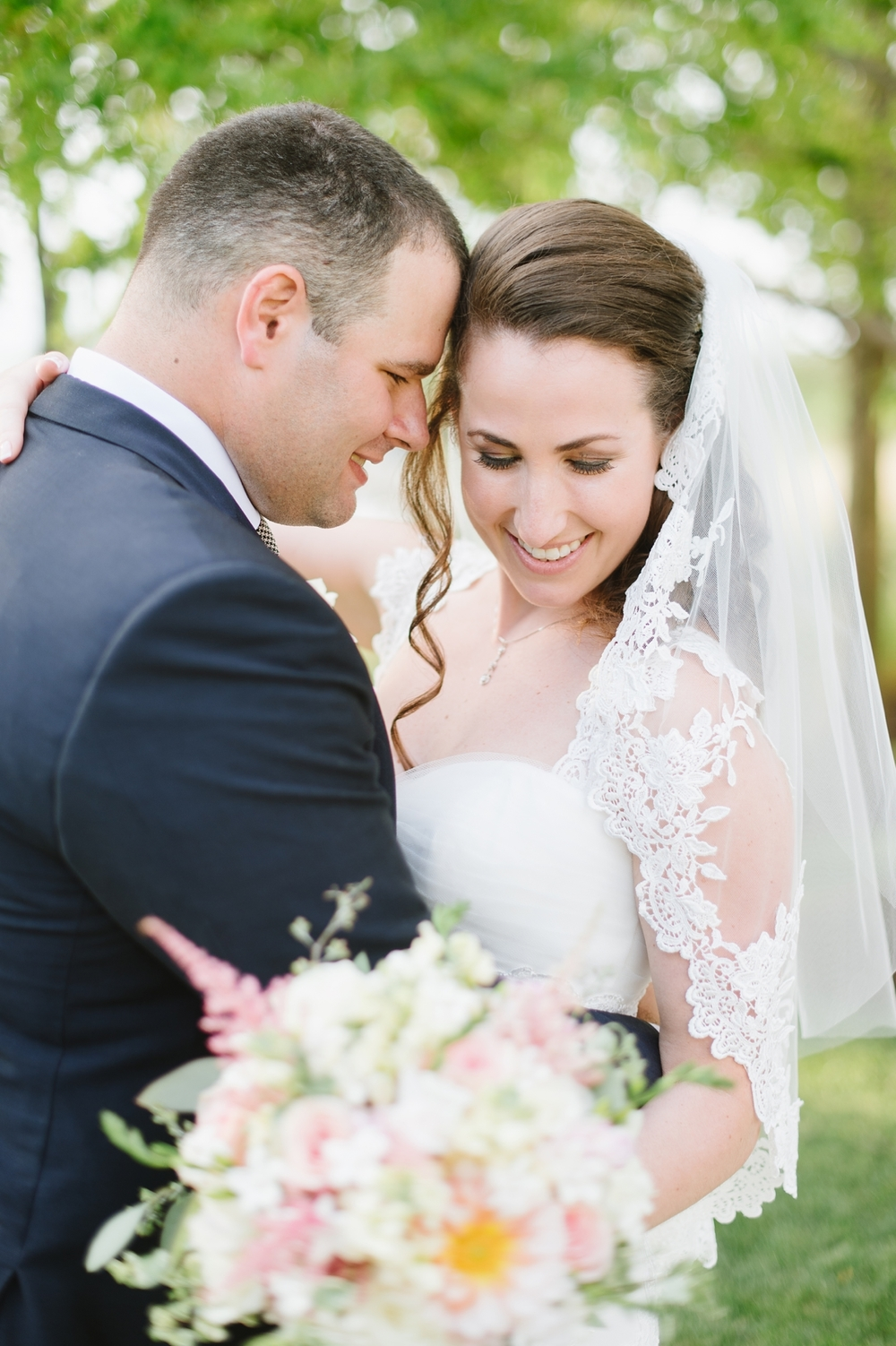 Diane + Bill on August 9, 2015 ♥ Natalie Frank Photography at Chesapeake Bay Beach Club (Stevensville, MD)