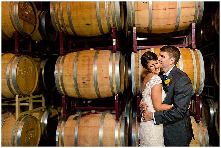 Lindsay + Tom on October 17, 2015 ♥ Photography by Marirosa at Breaux Vineyards (Purcellville, VA)