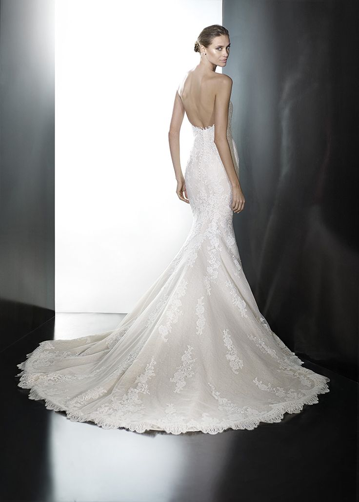 Pronovias PRINCIA – Ellie's Bridal Boutique (Alexandria, VA)