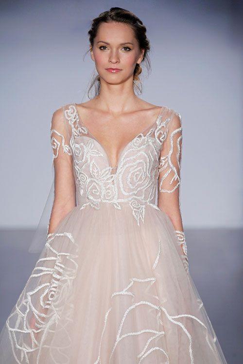Hayley paige wedding dresses sample sale