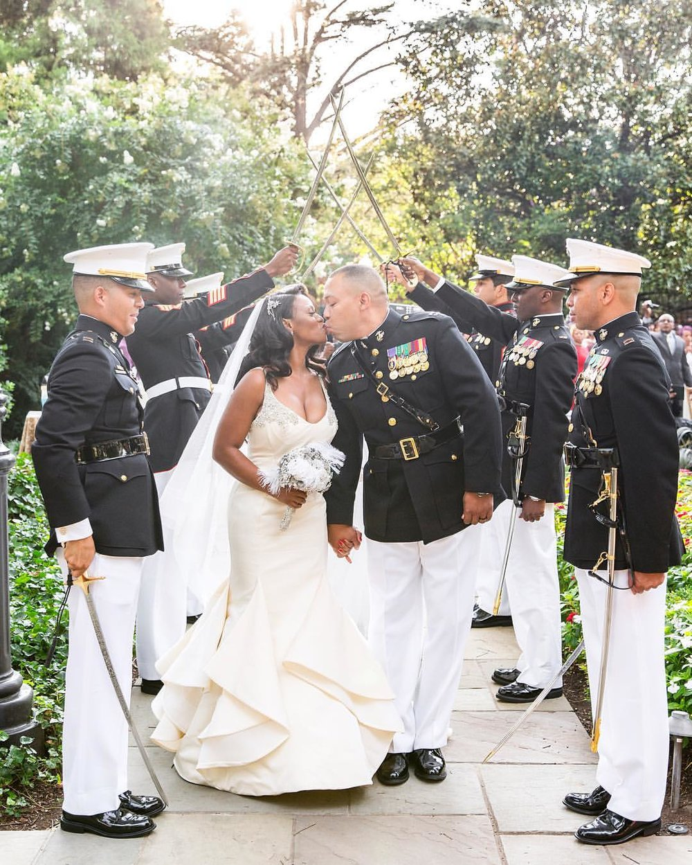 Charo + Tony on September 3, 2016  ♥ Iris Mannings Photography at   The Home of the Commandant (SE DC)