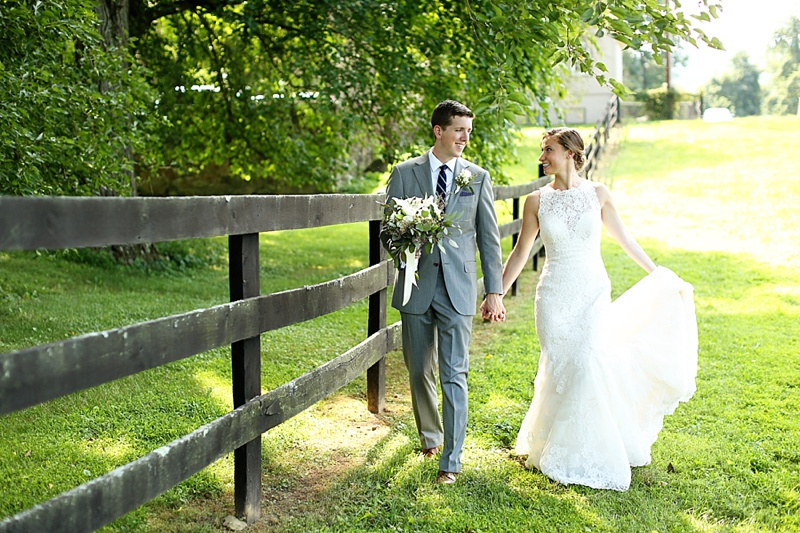 Allison + Andrew on August 20, 2016 ♥ Jessica Smith Photography at Marriott Ranch (Hume, VA)