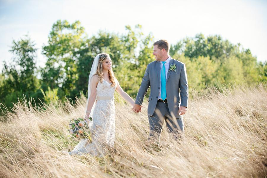 Alexis + Colin on September 6, 2015 ♥ Rachel Smith Photography at Riverside on the Potomac (Leesburg, VA)