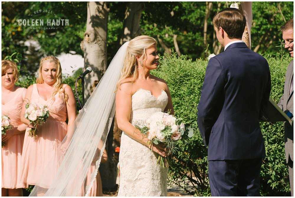 Cori + Kenan on June 10, 2017 ♥ Coleen Hauth Photography at Woodlawn & Pope Leighey House (Alexandria, VA)