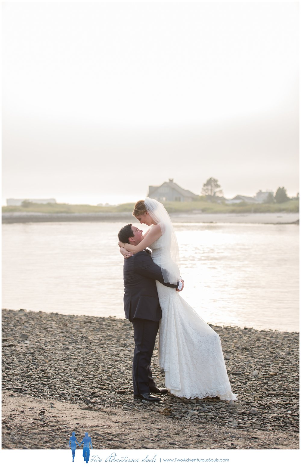 Rebecca + Dylan on September 16, 2017 ♥ Two Adventurous Souls at Breakwater Inn (Kennebunkport, ME)