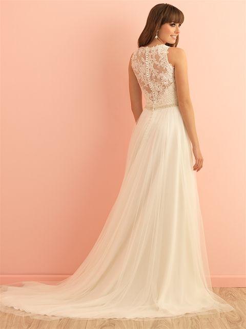 Allure Romance 2863 – Ellie's Bridal Boutique (Alexandria, VA)