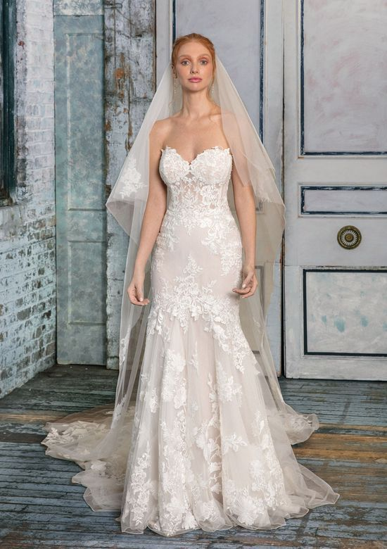 Try it on at Ellie's Bridal Boutique (Alexandria, VA) – Justin Alexander Signature 99007