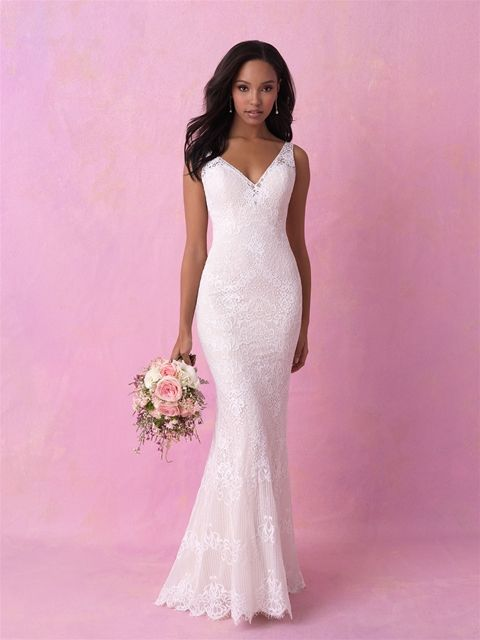 Try it on at Ellie's Bridal Boutique (Alexandria, VA) – Allure Romance 3160