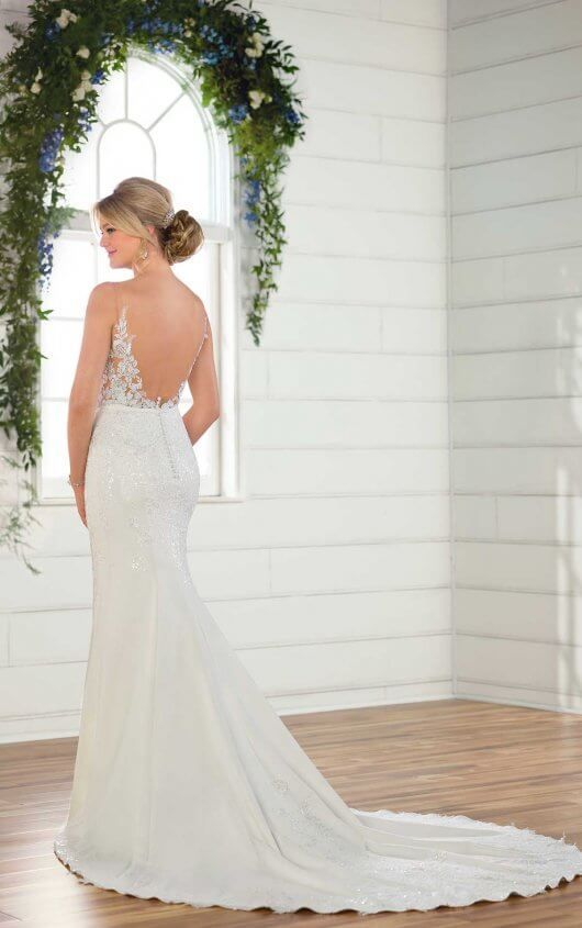 Try it on at Ellie's Bridal Boutique (Alexandria, VA) – Essense of Australia D2388
