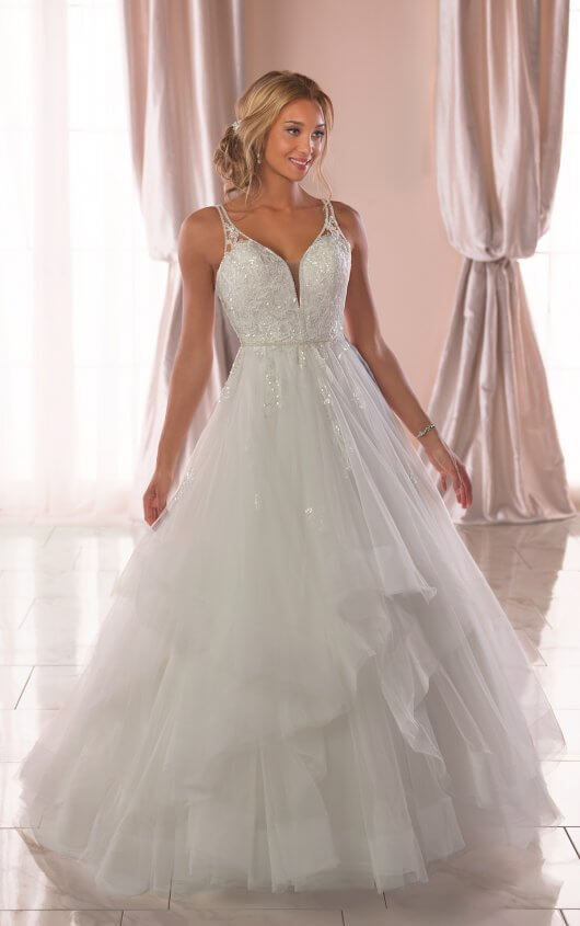 Stella York Ellies Bridal Boutique The Best Of Va Md Dc Bridal