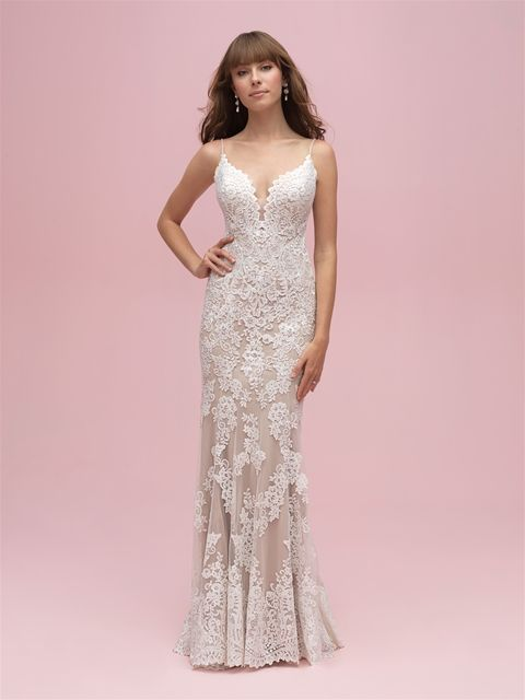 Try it on at Ellie's Bridal Boutique (Alexandria, VA) – Allure Romance 3204