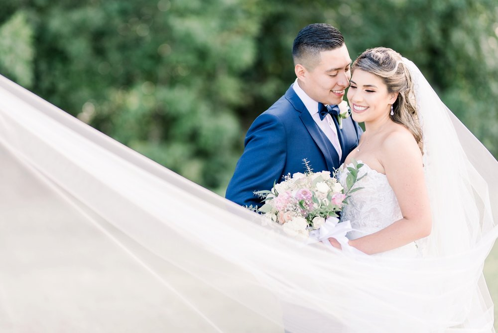 Astrid + Luis on August 30, 2018 ♥ Audrey Rose Photography at Osprey's at Belmont Bay (Woodbridge, VA)