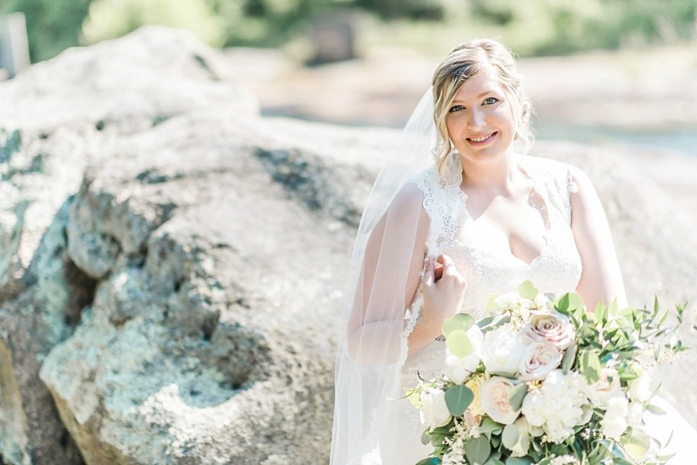 Leah + Paul on June 3, 2017 ♥ Stephania Mesick Photography at The Mill at Fine Creek (Powhatan, VA)