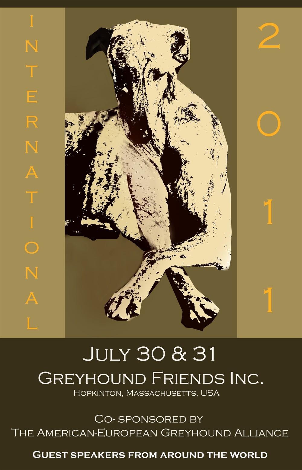 International Event Flyer