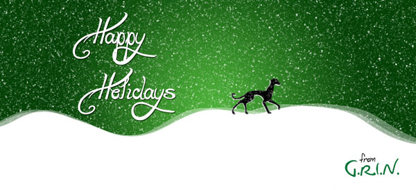 Happy Holidays from GRIN!