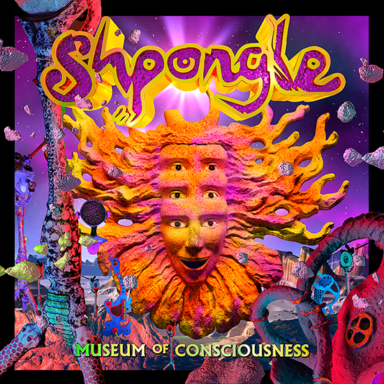 Shpongle - Museum of Consciousness LP
