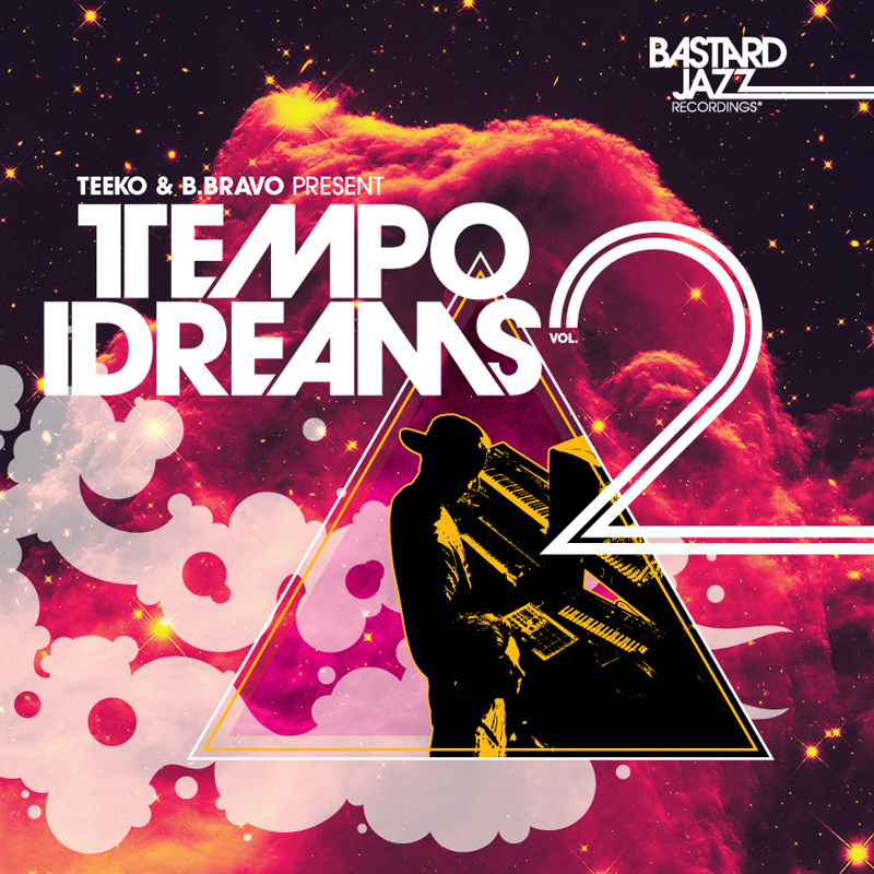 Tempo Dreams Volume 2 LP