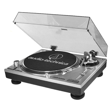 Audio Technica LP120 Turn Table