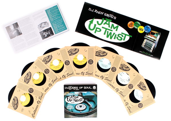Andy Smith Jam Up Twist Box Set