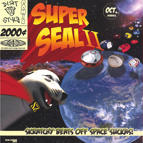 Super Seal 2 - $35