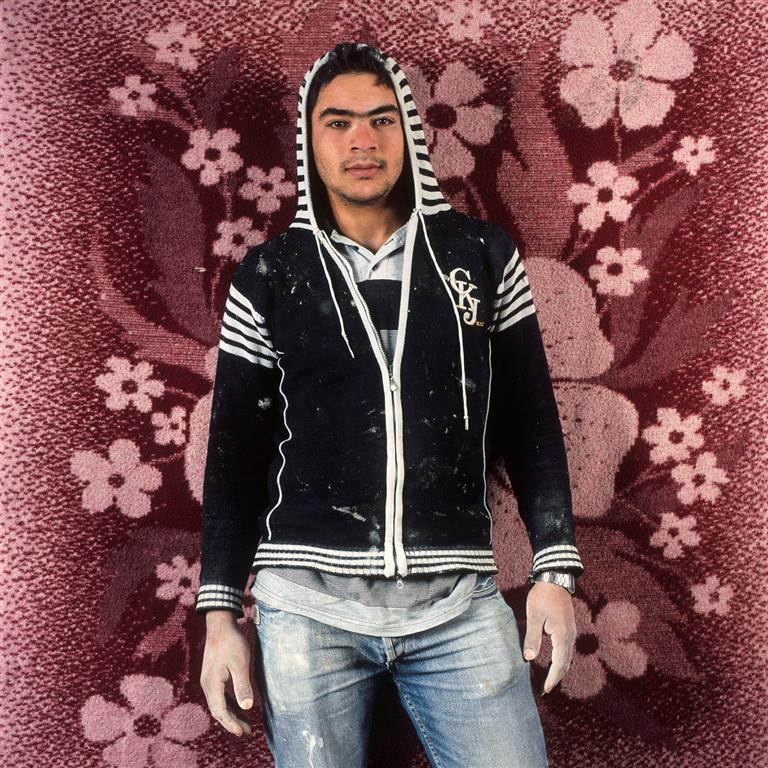 Mhammad, 2012, inkjet print, 80X80 cm