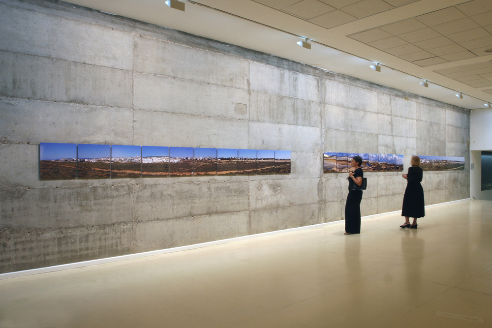 Panoramic views, Herzliya Museum, 2008