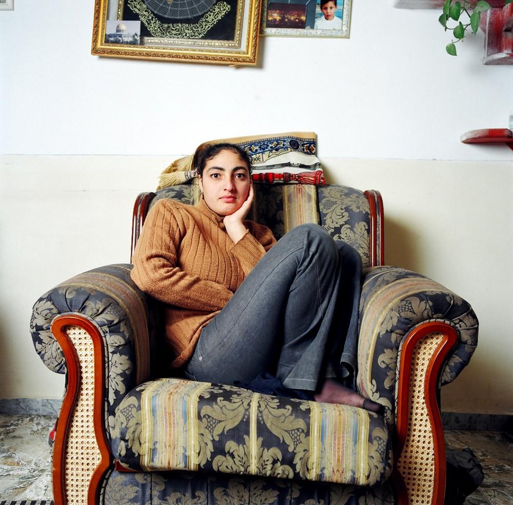 Mawaheb, 2002, c-print, 80X80 cm