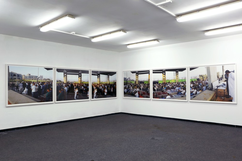 Jisr al- Zarqa, Back-and-Forth part 2, The Israeli Center for Digital Art, Holon, 2014