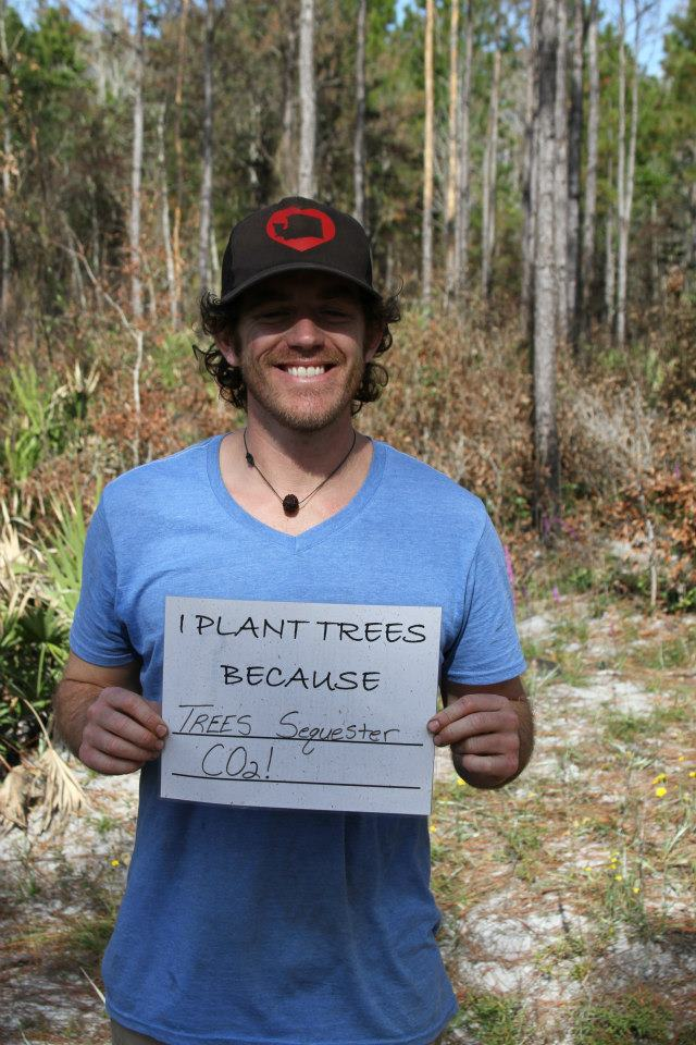 I Plant Trees Because