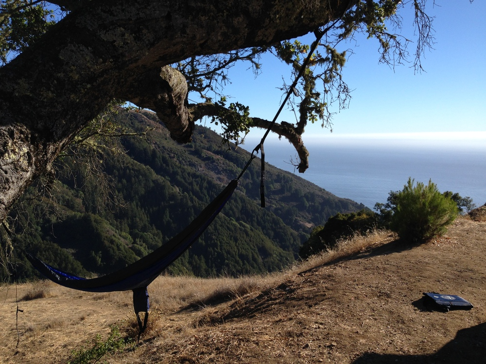 Downtime on Nacimiento Road, Los Padres National Park