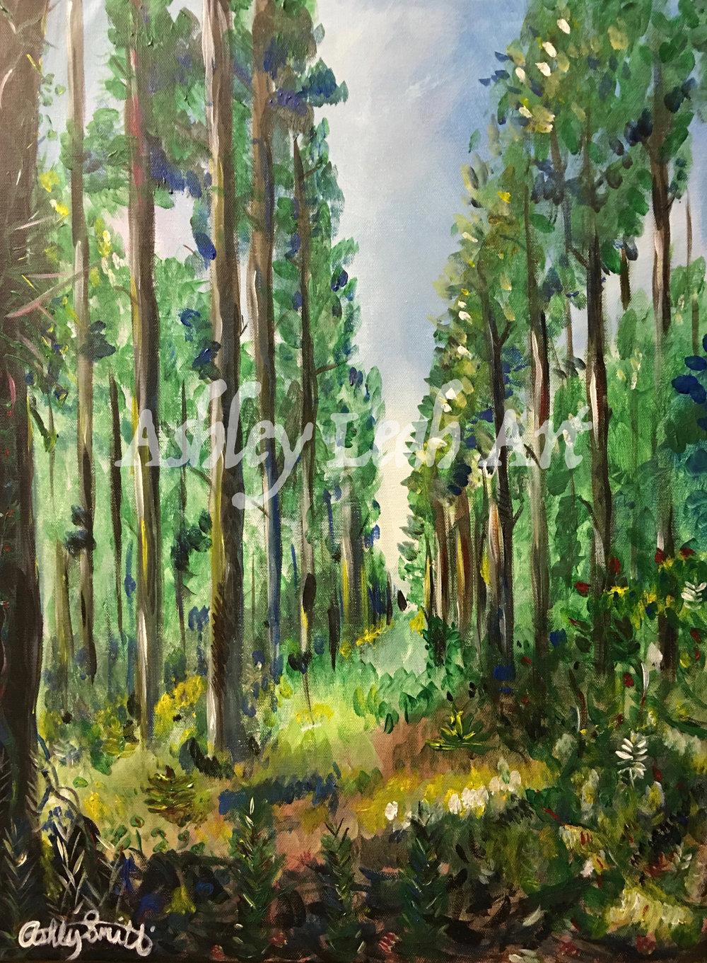 Silent Wood -