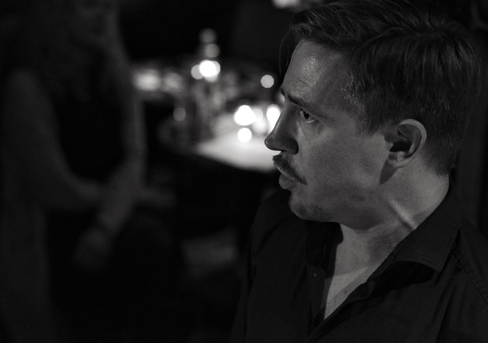 Håkon Kornstad as Rodolfo
