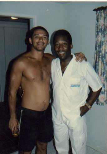 Master Bolao & Pele