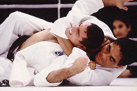 Mata-Leao, aka Rear Naked Choke, BJJ's most lethal technique