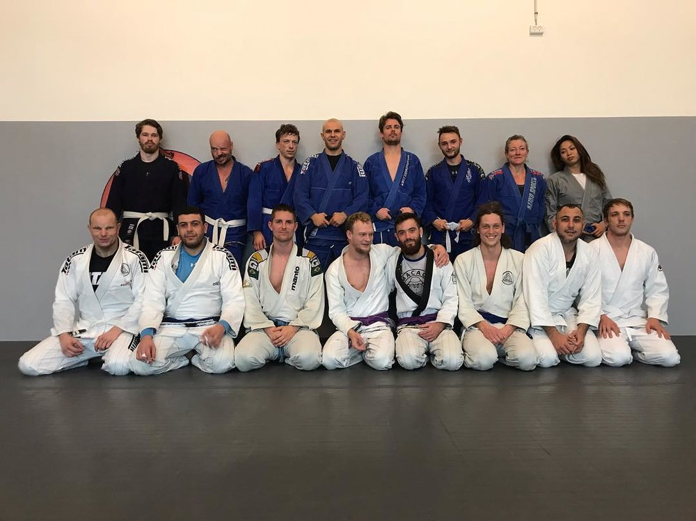Choke BJJ Blue Belt Program