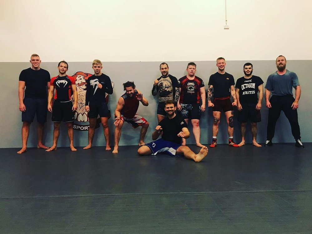 Choke BJJ Advanced Program